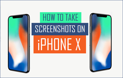 Screenshots auf dem iPhone X machen